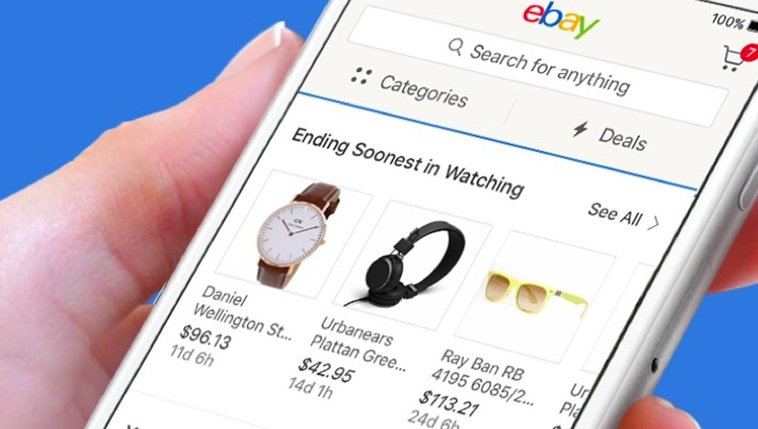 How to Find Deals with the Ebay App